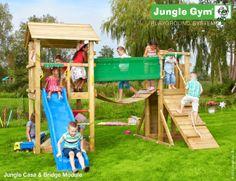 Jungle Casa - Playtowers