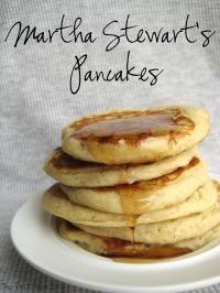 Martha Stewart's Pancakes