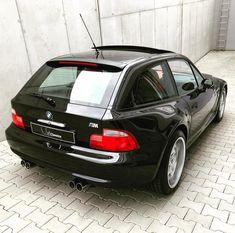 14 отметок «Нравится», 2 комментариев — Mint Classics GmbH (@mintclassics) в Instagram: «The new addition! Ultra low mileage BMW Z3 Coupe M  A classic of the future!  #wow #bmw #bmwm…»