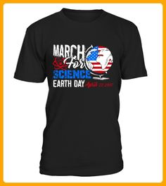 March for Science earth day TShirt - Geburtstag shirts (*Partner-Link)
