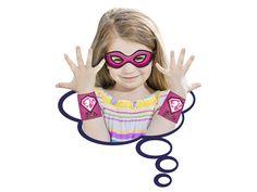 Festa com acessórios da Barbie para as meninas que são fãs da Barbie Super Princesa.