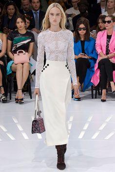 Christian Dior   Primavera-verano 2015   Paris Fashion Week