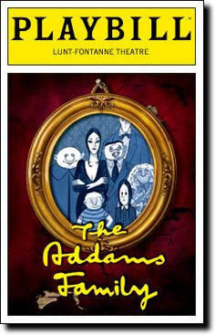 The Addams Family - short run - we were lucky to get tickets! Bebe Neuwirth and Nathan Lane were outstanding!!