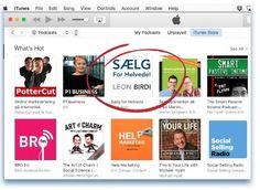 En af Danmarks bedste og mest downloadede podcasts om salg, service og ledelse? Klik her!