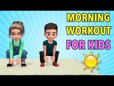 Morning Kids Workout: Wake Up Exercises