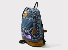 The North Face Purple Label Day Pack Norwegian Knit