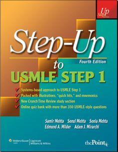 Step-Up to USMLE Step 1 - A High-Yield Systems-Based Review for USMLE Step 1 [PDF]