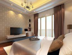 Maravillosos Dormitorios Llenos De Opulencia Y Belleza