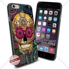 """Skull Arts-Skull Graphic,iPhone 6 4.7"""" & iPhone 6s Case C…"""