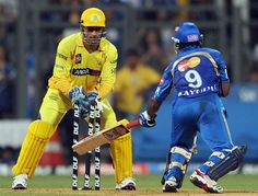 The Chennai Express: Chennai Super Kings vs Mumbai Indians: How The Ind...