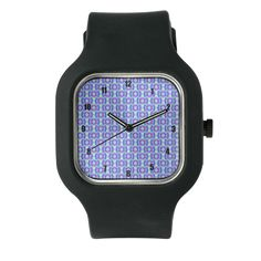 Mosaic Flower Watch