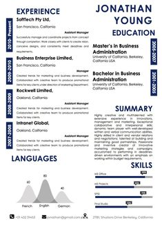 Resume Entry Level Template Green Color Entry Level Or Student Resume  Word Resume Templates .