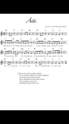 Sheet Music, San, Spring, Music Score, Music Notes