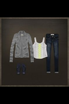 Hollister outfit :) i have the shirt <333333
