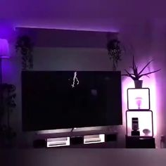 Rgb Led Strip Lights, Strip Lighting, Gaming Room Setup, Cheap Gaming Setup, Game Room Design, Home Theater Rooms, Cool Gadgets To Buy, Gamer Room, Home Entertainment