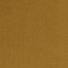 Clarke & Clarke palais velvet honey - Plain Fabric For Cushions - Curtains Made For Free