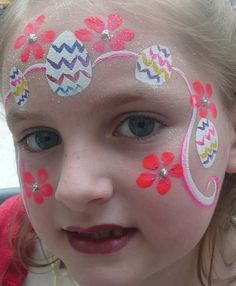 Easter on Pinterest | face paintings, easter crafts kids and easy fac…