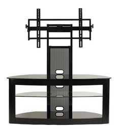 TransDeco LCD TV Stand with Universal Mounting System for 35 to 65Inch Flat Panel TV * Learn more by visiting the image link.