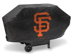 San Francisco Giants Grill Cover Deluxe
