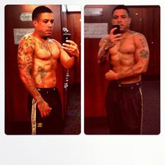 Benzino from Love and Hip Hop Atlanta looking good for 47