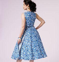 Vogue Vintage 8788 pattern