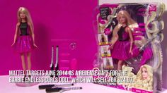 Barbie Endless Curls Doll Review - Endless Curls Barbie