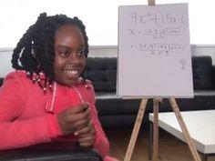 21809f84e0 Meet 10-Year-Old Math Genius Esther Okade