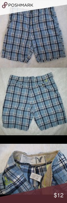 🆕 AEO shorts 👗Original owner - noticeable wear will be displayed in (but not limited to) their own pictures.  🛒Reasonable offers will be considered 💔Offers less than $7 or 50% will be declined  🛍Take advantage of bundle offers 🚫No trades or transactions outside PM🚫  🐶 Pet friendly/smoke free home 🚭 🎉Happy poshing! 🎉 American Eagle Outfitters Shorts