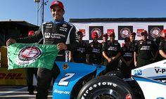 Indycar, qualifications : La 1ère de Montoya cette saison