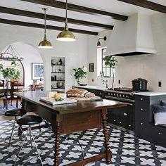 Um piso mais bonito que outro!
