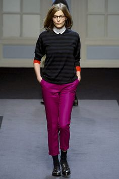 paul smith fall 2011 #fashionweek #lfw