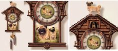 Pugs @ DogBreed-Gifts.com - miscellaneous Pug gifts
