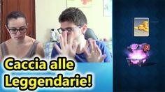 Clash Royale - Caccia alle Leggendarie con 4 Bauli Magici! - (Salvo Pimp...