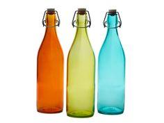 Multicolor Bottles.
