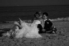 beachwedding so adorable