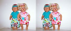 """Wie näht man Puppenkleidung? (Fre)eBook """"Hose, Pulli und Mütze"""""""