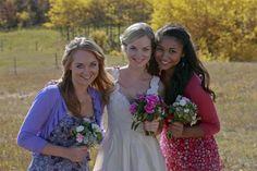 "Greta Onieogou as Soraya Duval, Cindy Busby as Ashley Stanton, and Amber Marshall as Amy Welling on CBC's ""Heartland"" Heartland Caleb, Heartland Actors, Heartland Quotes, Heartland Ranch, Heartland Tv Show, Heartland Seasons, Heartland Characters, Ty E Amy, Amber Marshall"
