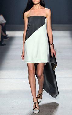 Narciso Rodriguez Spring/Summer 2014 Trunkshow Look 16 on Moda Operandi