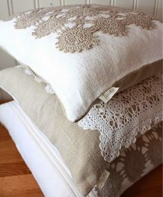 Be-The-Light: Domingo - Lace - DIY G.