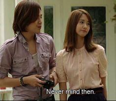 Jang Geun Suk and Yoona - LOVE RAIN <3