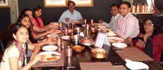 Officials from SEBI enjoying a meal at The Golconda Bowl - Bandra (W)
