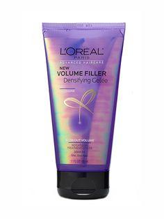 10 Volumizing Hair Products Under $20: L'Oréal Paris Volume Filler Densifying Gelée | allure.com