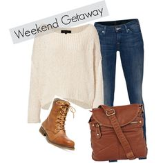 """Weekend Getaway"" by sapphire-sparkles on Polyvore"