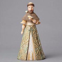 St. Francis Figurine - River's End by Jim Shore - 4051548 - NIB!