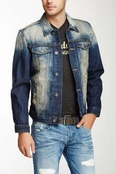 Heritage Denim jacket on HauteLook