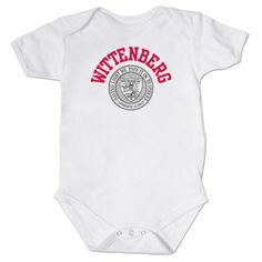 #Wittenberg University Kids Infant Bodysuit