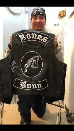Disneyland Photos, Hells Angels, Motorcycle Clubs, Real Life, Bones, Engine, Patches, Colours, Jackets