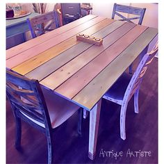Antique Furniture on a budget, Chalk paint retailer Chalk Paint, Antique Furniture, Antiques, Table, Painting, Home Decor, Art, Antiquities, Art Background