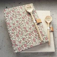 bookbinding / handmade / cooking book / ardeas / Zápisník A5 - Moje recepty (s vareškou)