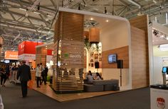 Spotify booth @ dmexco